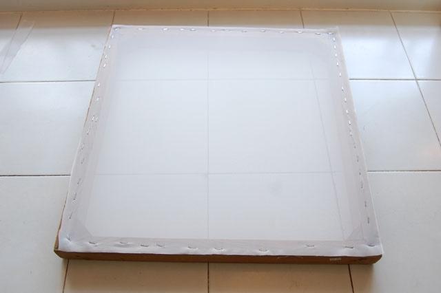 Изготовление рамки для шелкографии в домашних условиях